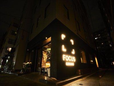 FOCUS KURAMAE【ホテル】の間取り