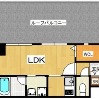 もしかして、洋室よりも広いのかも……