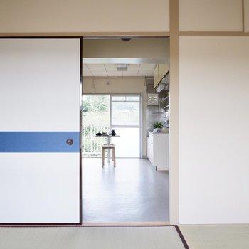 こちらの空間もDIY可能になります。※写真はモデルルームのものです