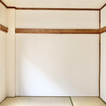 【和室】こちらは寝室として使いましょう。