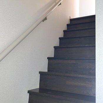2階を見ていきましょう。※写真はフラッシュを使用しています