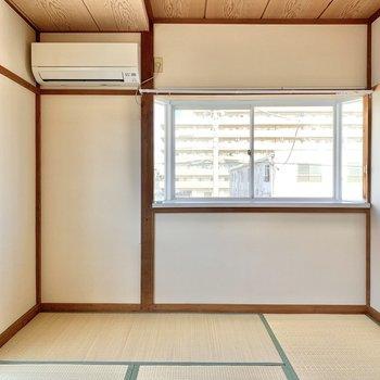 【和室】暖かな日差しを感じながらゴロゴロしたい。