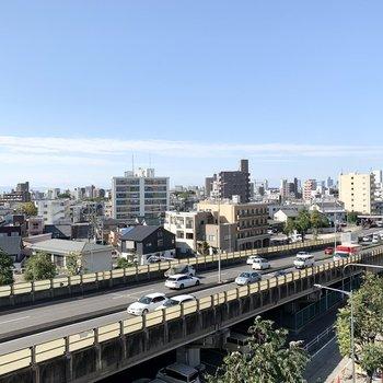 【洋4.5北】名駅や金山も見えますよ。
