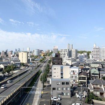 【洋4.5北】見晴らしが良く気持ちの良い景色が広がっています◎