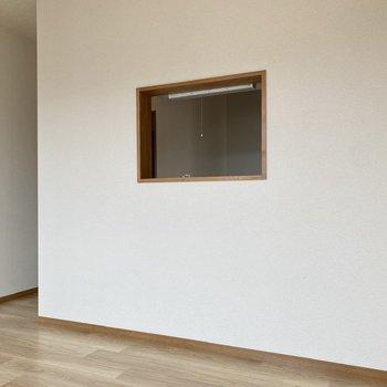 【LDK】何だか小窓みたい。