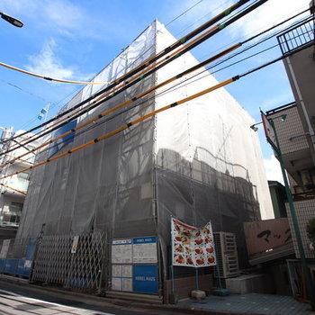 (仮)渋谷区笹塚1丁目新築計画