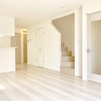 動線の取りやすい造りなので、家具の配置もしやすいです!
