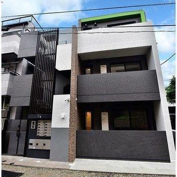 モダンアパートメント武蔵小山