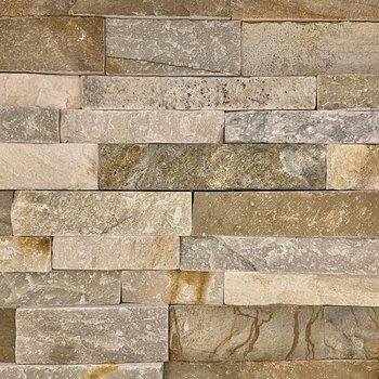 【ディテール】こちらは外壁と同じ石材を使われています。細かいところまでおしゃれだ……。