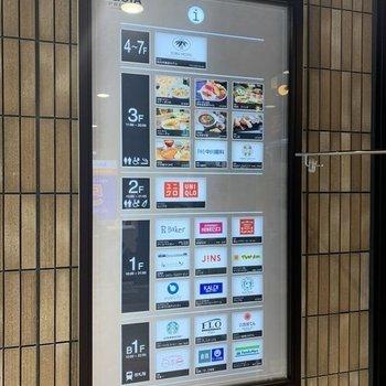 和光市駅も駅ナカ豊富です。