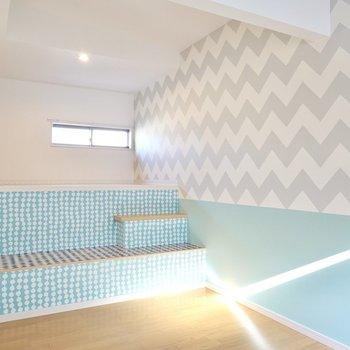 海辺のカフェでのひとときをおウチで再現。西海岸風の新築デザイナーズのお部屋!