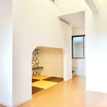 なかなか外に出られない今年の冬は、おウチで巣ごもりしませんか?新築デザイナーズのお部屋です!