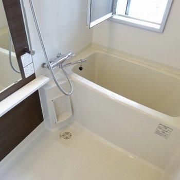 お風呂もキレイ! (※写真は11階の同間取り別部屋のものです)