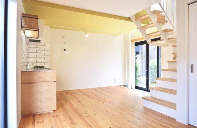 すずの木ハウスのお部屋