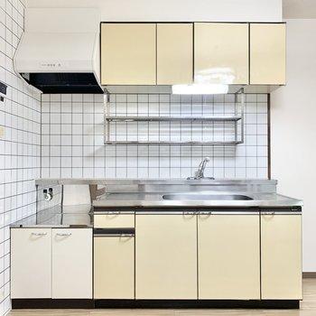 【DK】シンプルなキッチンスペース。