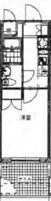 N-stage西船橋IIIの間取り
