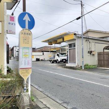 バスは平塚駅や本厚木駅へと向かいます。
