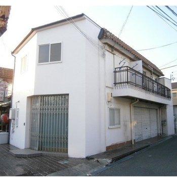 新稲テラスハウス