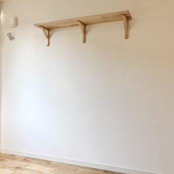 シンプルなので家具やインテリアも合わせやすそうですね。