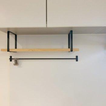 【イメージ】棚にはお気に入りの器を置いて。