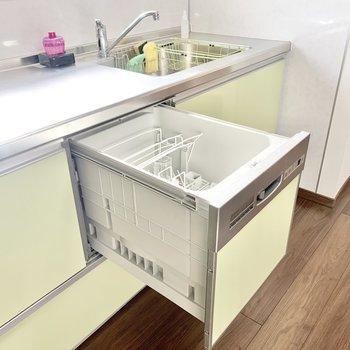 【LDK】食洗器まで付いていました。