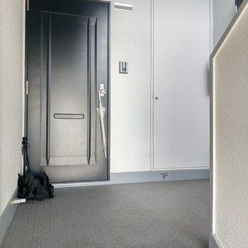 1フロアに2部屋。スペースしっかりです。