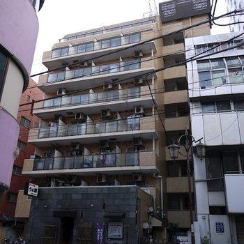 ライオンズマンション新宿5丁目