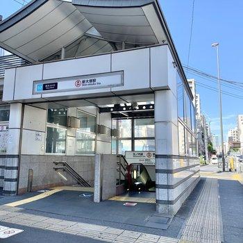 駅は2番口が近いです。