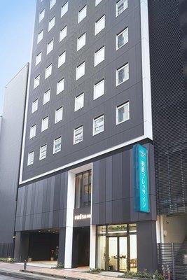 相鉄フレッサイン銀座七丁目【ホテル】の間取り