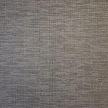 【ディテール】洋室のグレーの壁紙は他とは違って平坦で落ち着いた印象。