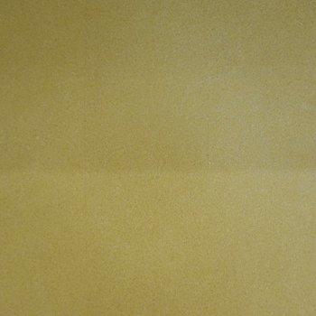 【ディテール】キッチンのキャビネット側に使われている薄いグリーンのクロス。