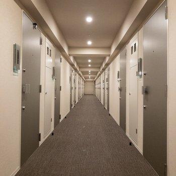 ホテルのような雰囲気。
