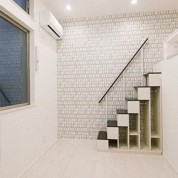 どきどきの階段