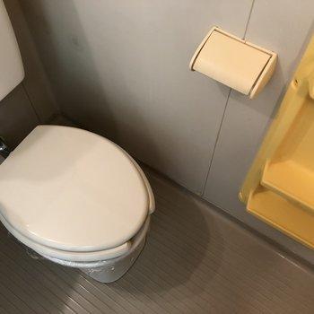 トイレはコンパクトに。