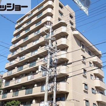徳川一丁目パークマンション1102