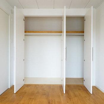【寝室イメージ①】和室⇛おしゃれなフローリングの洋室に変更。押入れはクローゼットに。