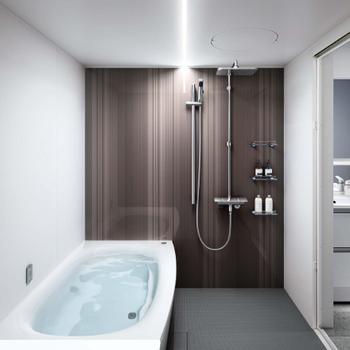 【浴室イメージ】現在のサイズから幅を拡張し大きなサイズに変更します(1416サイズ)