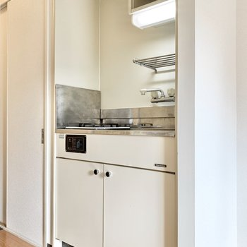 冷蔵庫は洋室に置くことになりそう。
