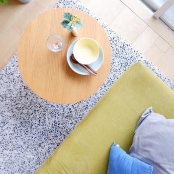 イメージ】お気に入りのソファーに座ればお家ランチも楽しそう。