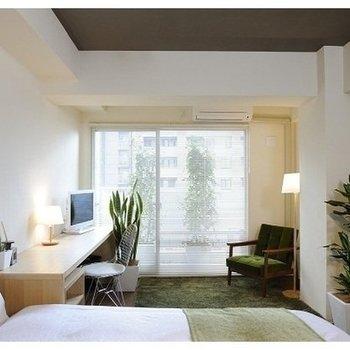 ホテル&レジデンス六本木 住居