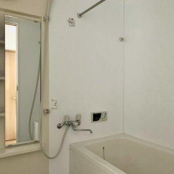 浴室乾燥が可能です。