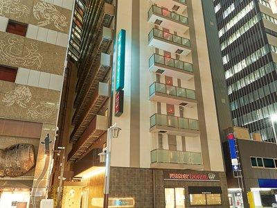 相鉄フレッサイン名古屋駅桜通口【ホテル】の間取り