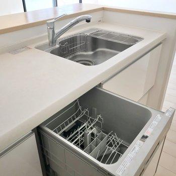 食洗機も付いています。