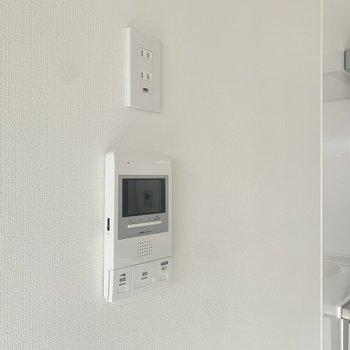 【LDK】TVモニタ付ドアホンで防犯面も安心。