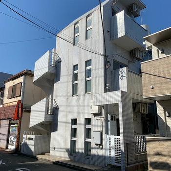 3階建のマンション