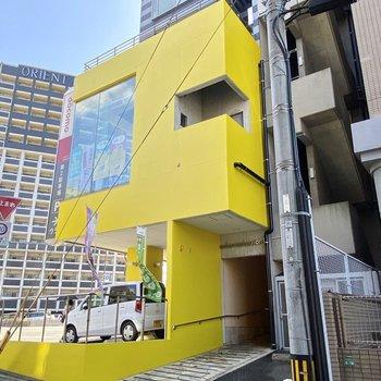 高宮駅から徒歩6分!好立地です!