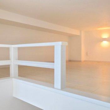 高さは113cmほどなので、寝床というよりは収納として使いたいな。