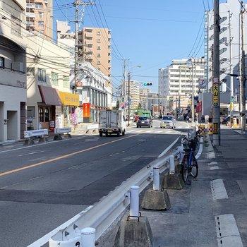 バスに乗ると博多までも1本でいけますよ!