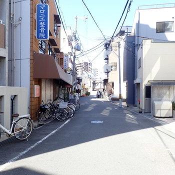 周辺環境】落ち着いた住宅街。天王寺駅までは歩いて13分ほど!