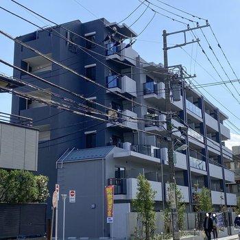 6階建の6階になります